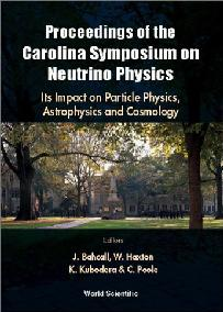 Proceedings of the Carolina Symposium on Neutrino Physics